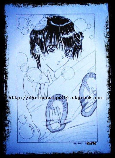 SKIP BEAT > Kyoko <