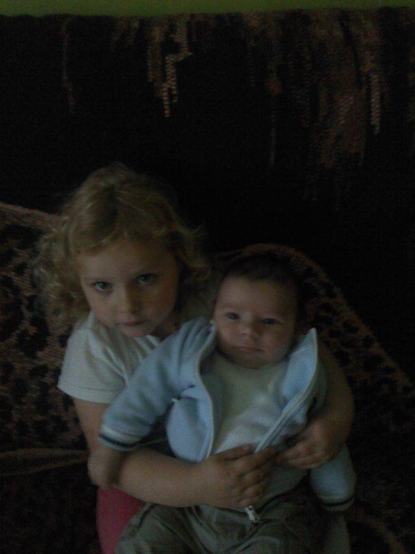 ma soeur et mon fils
