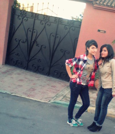 with my Sister (Sarà) ^_^