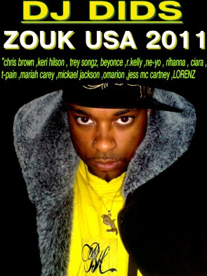 TELECHARGER LA COMPILE ZOUK USA  2011 VOL 1