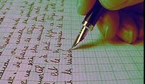 L'écriture moyen d'expression mais aussi comparaison de la pensée de l'esprit !