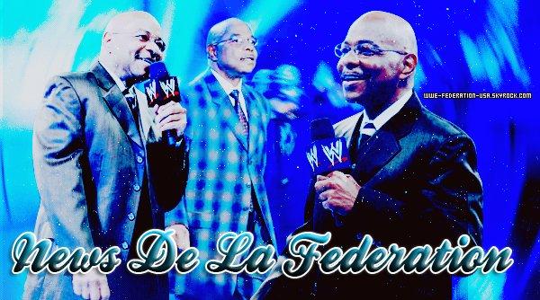 News De La Federation