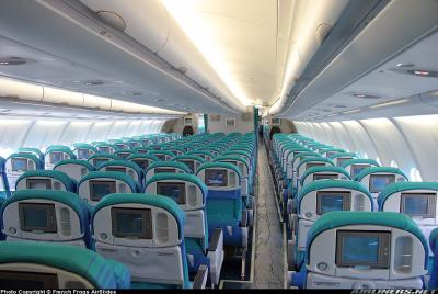 Air tahiti nui pleins d 39 avions et surtout des 747 de for Interieur 747 air france