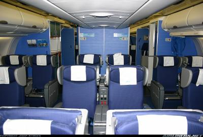 Klm pleins d 39 avions et surtout des 747 de corsairfly for Interieur 747 corsair