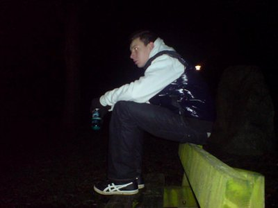 soiree entre potes dans le parc