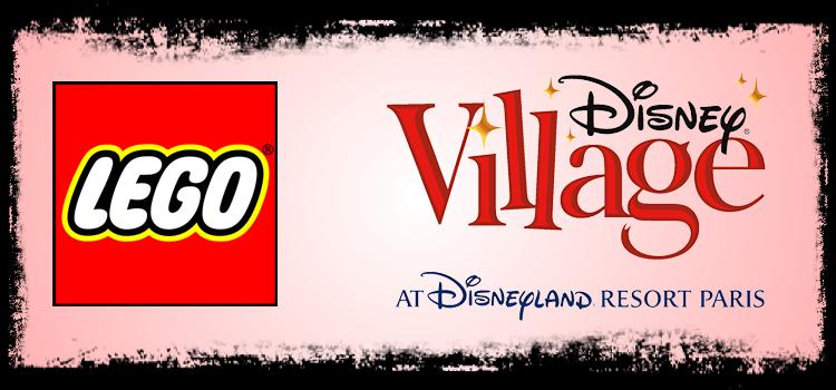 LEGO prêt à envahir le Disney Village