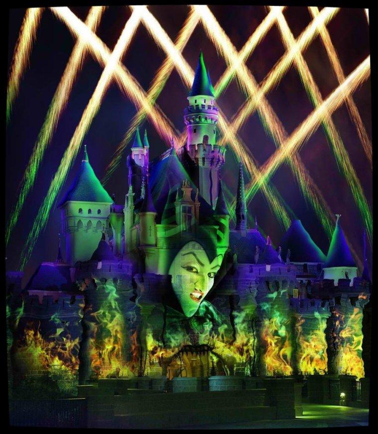 Halloween ou Noël : Zoom --- Un nouveau Disney Dreams pour Noël?