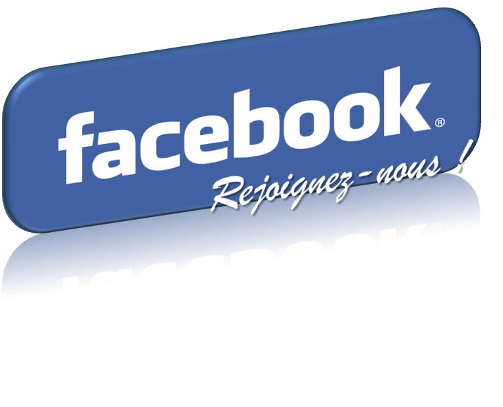 Rejoignez nous sur Facebook !