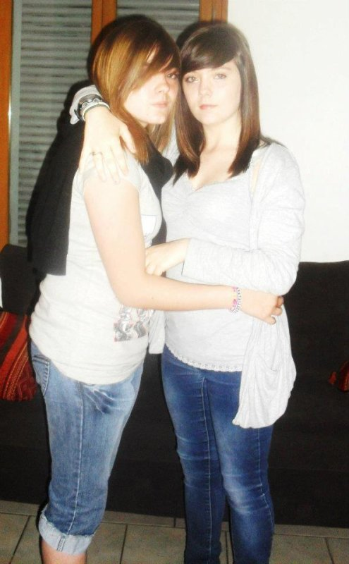 Ma petite soeur Aline & moi ♡♡♡