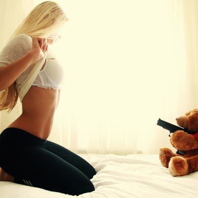 Les ours en peluche sont des coquins!