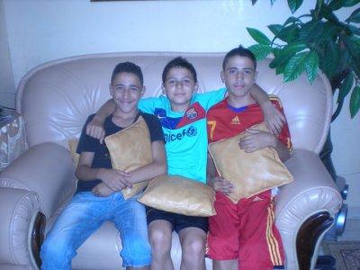 Moi et mes cousins