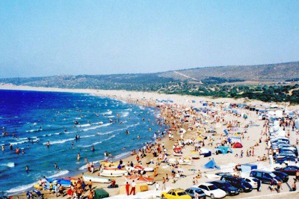 la plage de bosquet mon amour