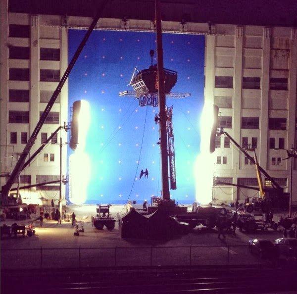 Nouvelles images du tournages La Révolte - Partie 1 !