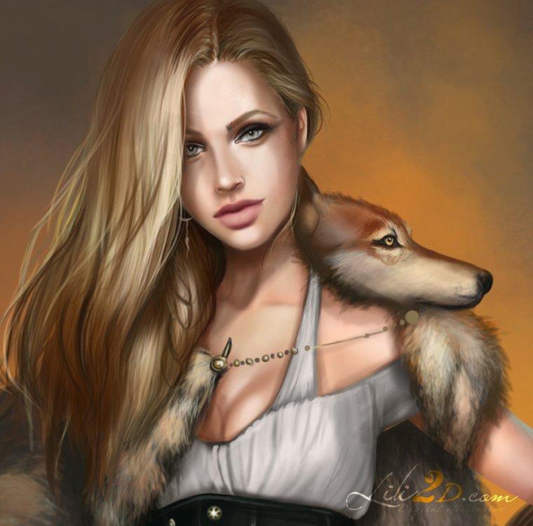 Chapitre 46 : On apprivoise difficilement un loup sauvage.