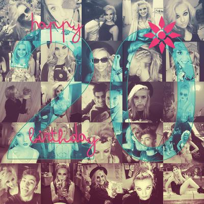 Perrie Birthday !!! ♥♥♥