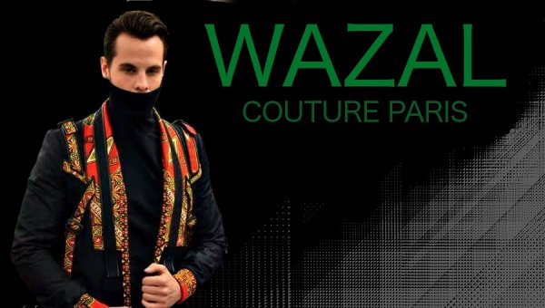 Collection wazal couture 2016/2017 veste smoking