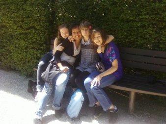 Natte,Moi,Nana et Lulu