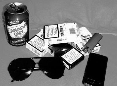 Fumer tue, c'est sur ne pas fumer rend immortel.