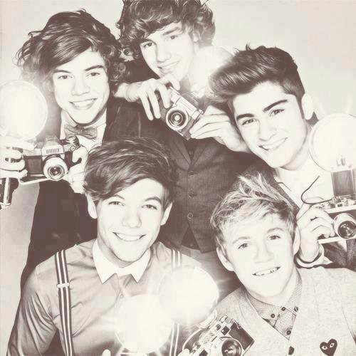 One Direction ♥ [No Groupie]