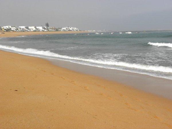 la plage de ma ville bouznika   <<<bouznika plage>>>>>