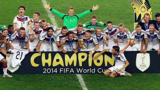 Champion du monde !!!