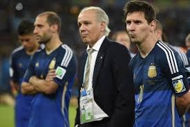 Pauvre Messi....