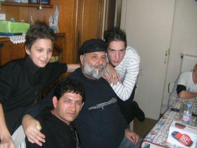 moi et ma familles