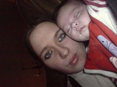 ma fille et moa