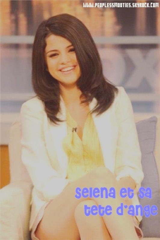 Marre de la tête d'ange de Selena ! Pas toi ?