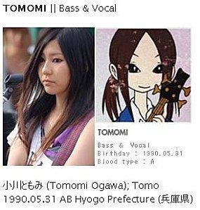 Tomomi Ogawa (SCANDAL)