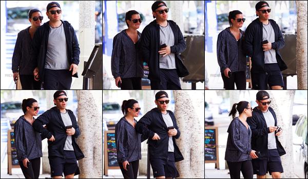 . 19/05/2018 : Lea Michele et son fiancé ont été aperçus quittant un restaurant après un brunch[/font ] à Los Angeles..   .