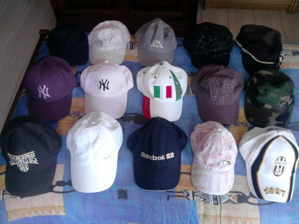 Ma collection de casquette (15) <3