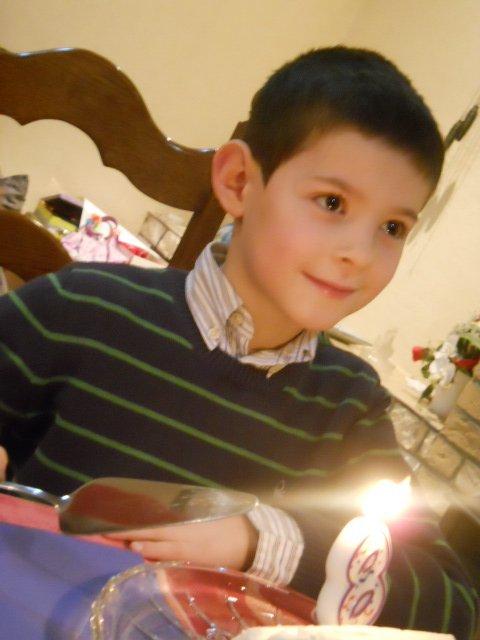 Heureux anniversaire Raffaele !