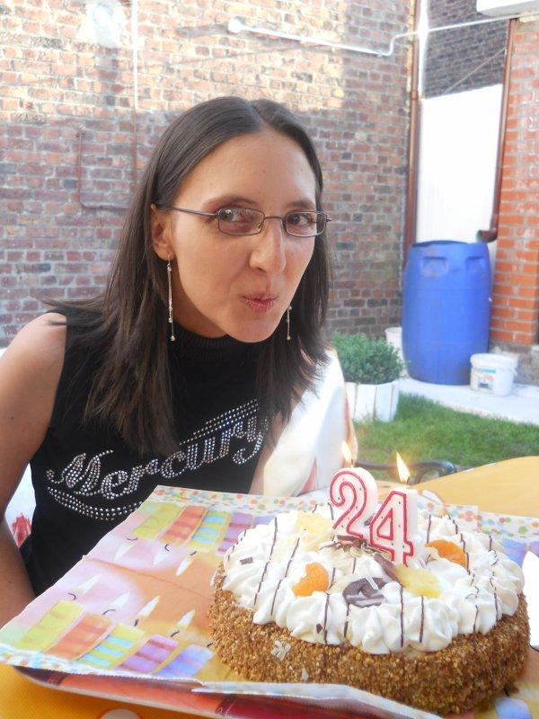 Mes 24 ans