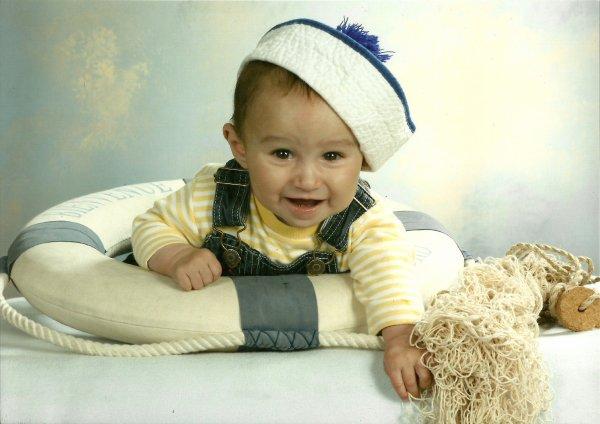 ♥ Noam : Mon filleul de Coeur ♥
