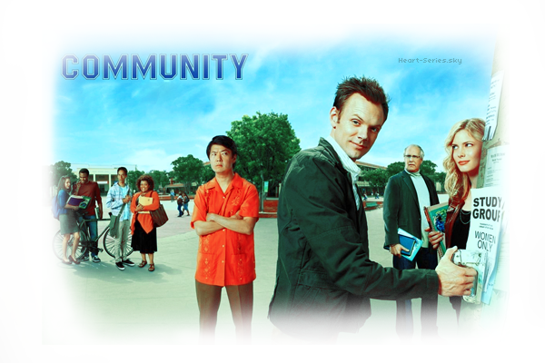 ___Bilan de Community (Saison 1)___ Note de la série -  ♥ ♥ ♥ ♥   ♥   Contient des spoilers