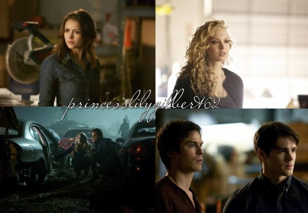 "The Vampire Diaries Saison 5 : Promo Vostfr + Stills Promo Episode 16 ""While You Were Sleeping"" ++ Stills Episode 17"