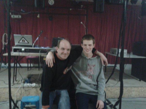 DJ robert et DJ regis