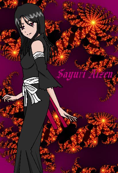 Nouvelle Présentation de Sayuri dans Bleach