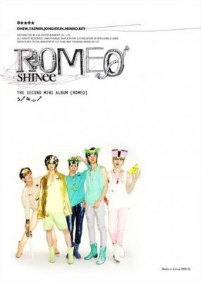 ~ Album : Romeo mini-album