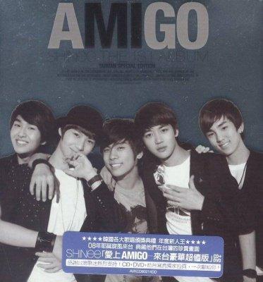 ~ Album : Amigo (Taiwan ver)