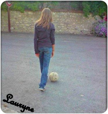 Le Football , toute ma vie . ♥
