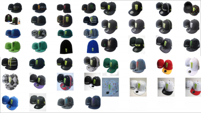 Casquettes Monster Energy