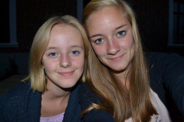 Soeur un jour, soeur toujours!♥