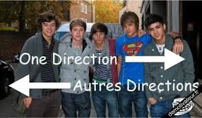 Quelle direction?