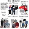 Les One Direction version fille ! Bon bah je suis Zayn et toi ?