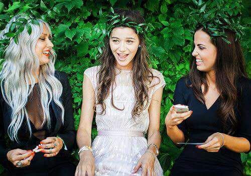 Lou, Eleanor et Sophia, des filles parfaites !
