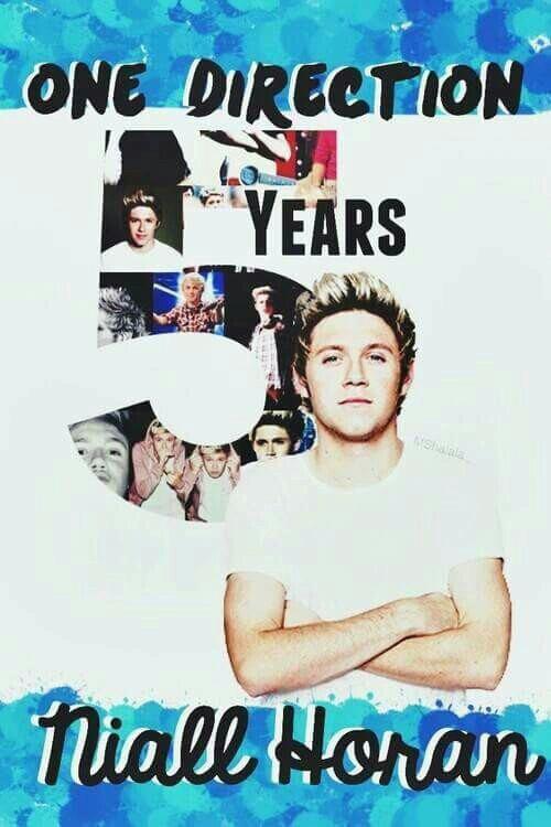 Tout simplement, merci pour ces 5 ans One Direction, on vous aimes !