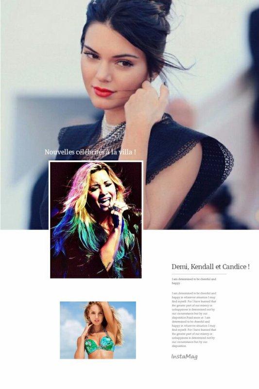 #MagazineRPG : De nouvelles célébrités à la villa !