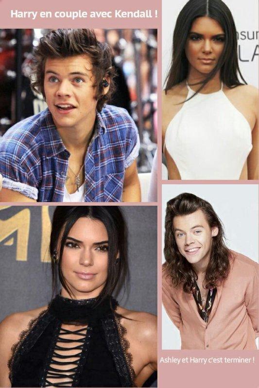 #MagasineRPG : Harry en couple avec Kendall ! Ashley et Harry c'est terminer !